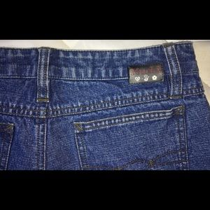 "Mudd Size 7 ""Vintage"" Jean/Denim Shorts"